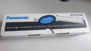KX-FA76X PANASONIC NEW GENUINE ORIGINAL TONER CARTRIDGE