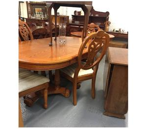 ** SOME DINING TABLES & CHAIRS FOR SALE **