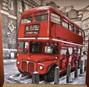 2 London Canvas Prints