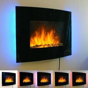 Axon Superior Deluxe wall mounted fire