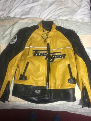 Furigan motorcycle jacket - choose one of two