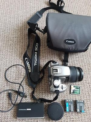 CANON EOS 350D EFS mm II