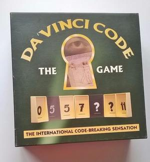 New The Da Vinci Code - the game