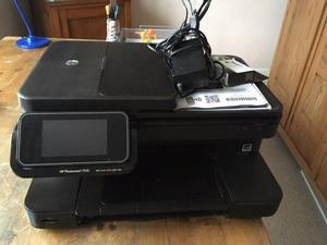 HP Photosmart  all in one (printer + scan + fax + copy)