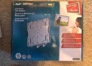 AVF Vectra TV Mount P-A NEW IN BOX