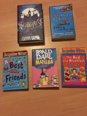 Childrens Books collection only millbrook oos