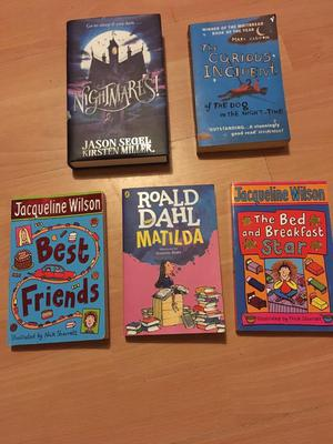 Books £4 for all collection only millbrook oos
