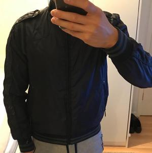 S size jacket blue inc