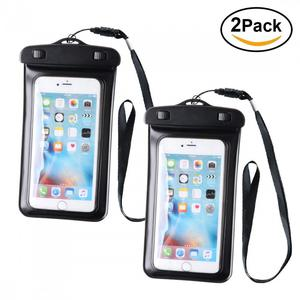 Lively Life 2 Pack Waterproof Pouch for Phone, IPX8 Bag