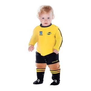 NZ Super Rugby Wellington Hurricanes Baby Footysuit - Sizes