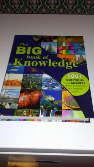 The big book of knowledge  questions & answer excellent