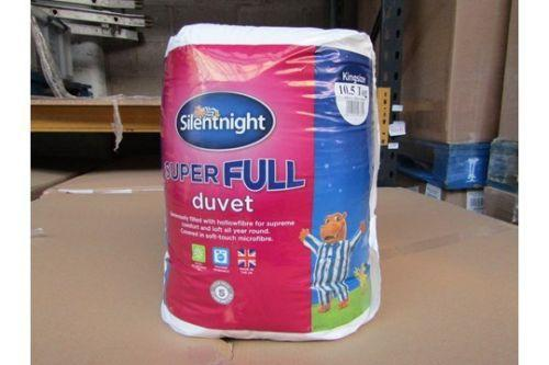 SILENT NIGHT SUPER FULL 10.5 TOG SUPER FULL KINGSIZE DUVET