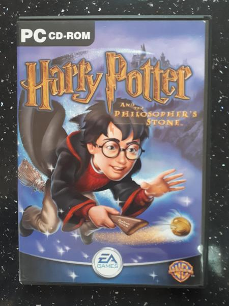 Harry Potter game (PC CD-ROM)