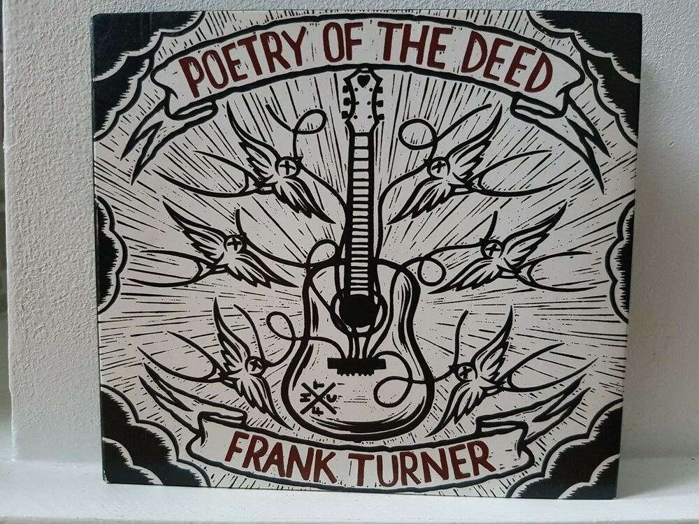 Frank Turner - Poetry of the Deed () cd