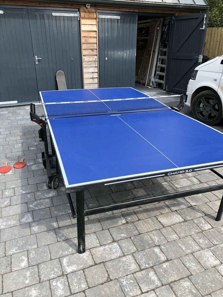 Kettler Folding Table Tennis Table