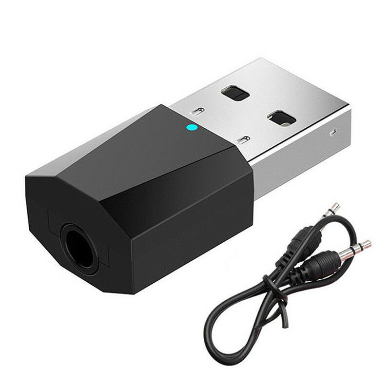 USB Bluetooth 4.2 Stereo Audio Receiver For PC MP3 MP4