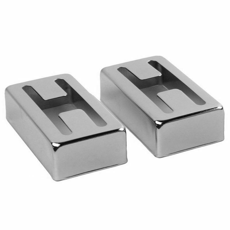 1 pair H hole Humbucker Covers for Gretsch Filtertron style