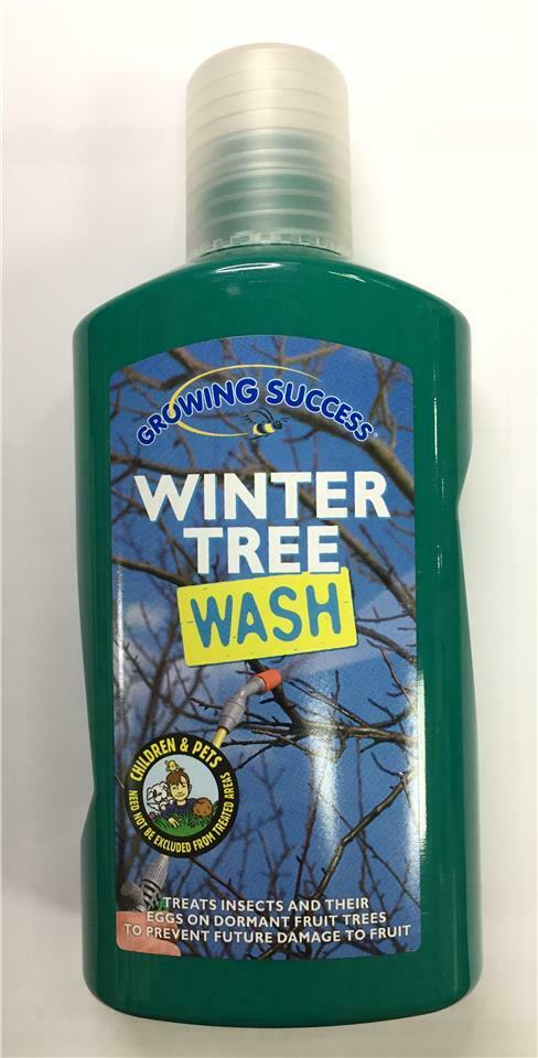 Growing Success 450 ml Winter Tree Wash Treats Insects and