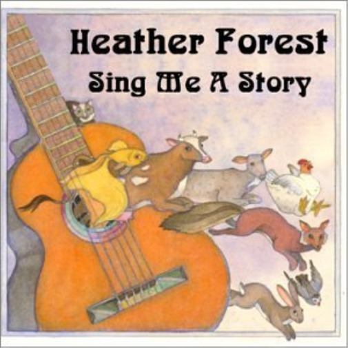 Heather Forest-Sing Me A Story (US IMPORT) CD NEW