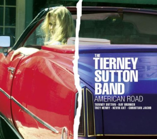 The Tierney Sutton Band-American Road (US IMPORT) CD NEW