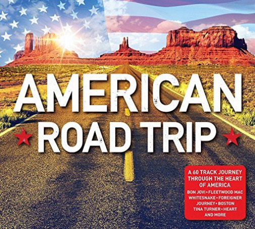 Various Artists-Americ an Road Trip (US IMPORT) CD NEW