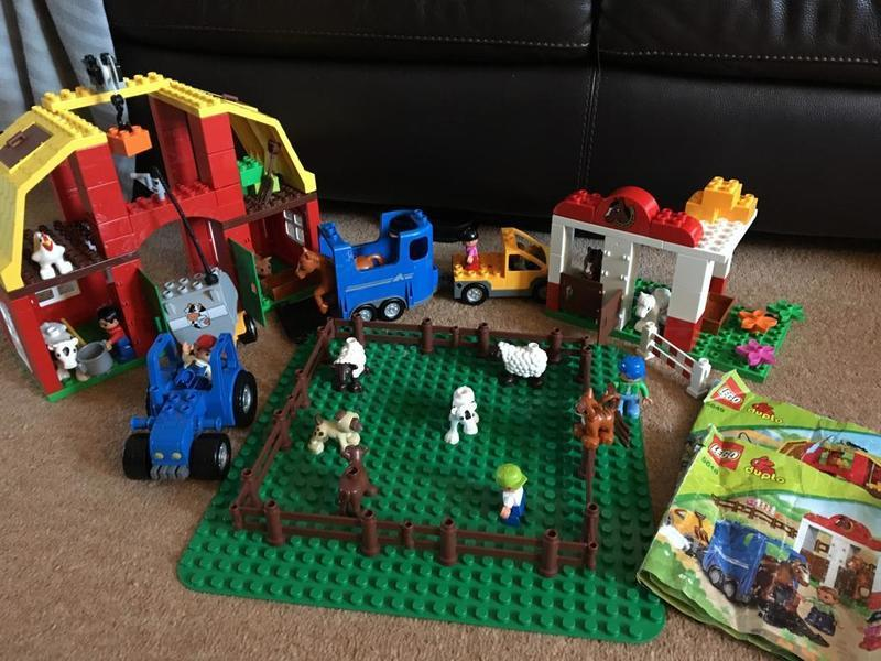 Lego Duplo - Farm and Stable