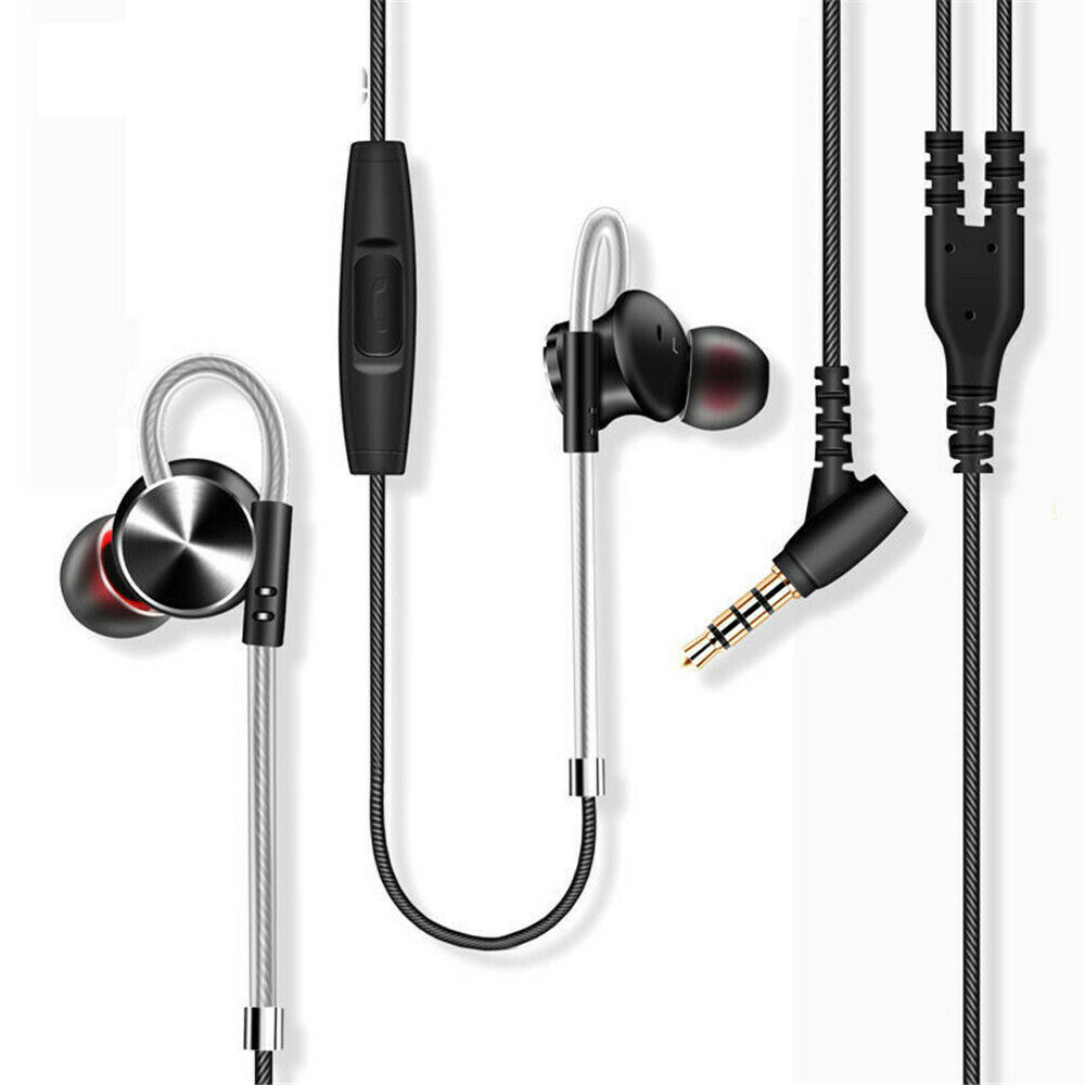 Smart Phones Music Earbuds Sport Headset Stereo Headphone