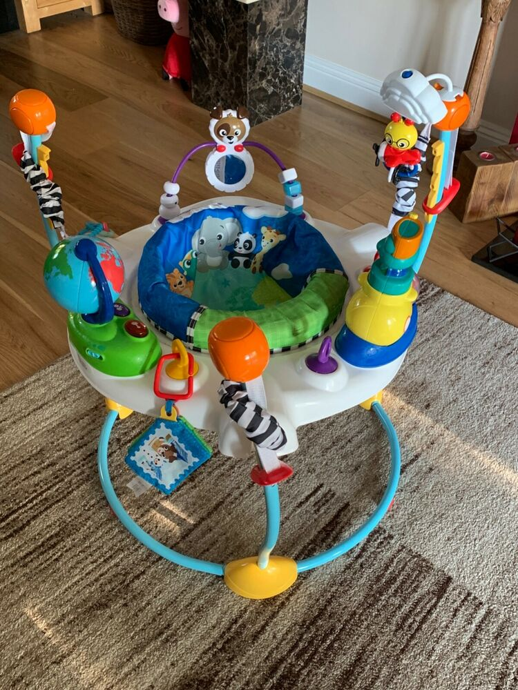 Baby Einstein journey of discovery jumper Jumperoo activity