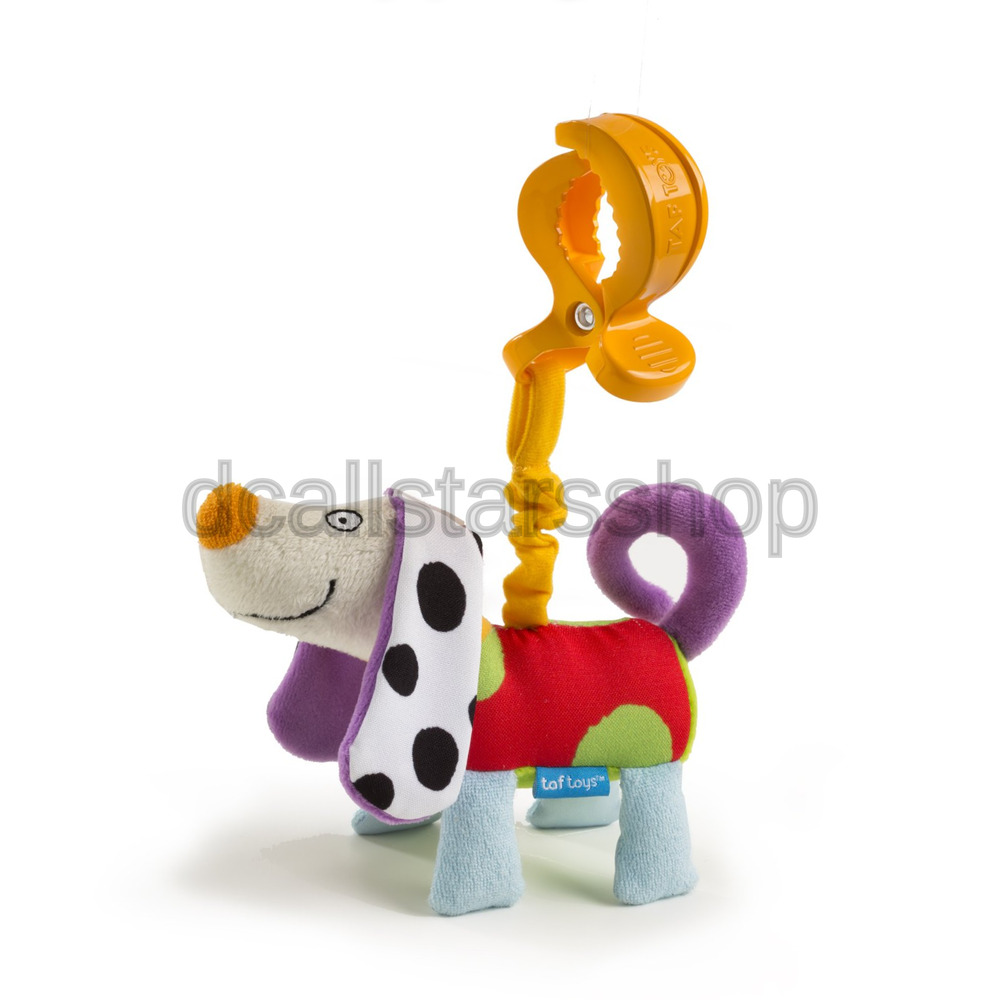 Taf Toys Busy Dog Jitter Toy