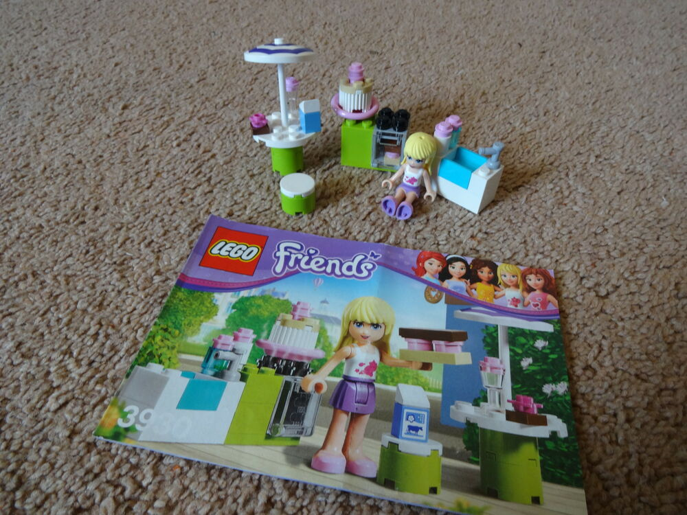 Lego Friends Stephanie's Outdoor Bakery set  RRP £9.99