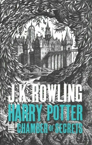 Harry Potter & the Chamber of Secrets, Hardcover by Rowling,