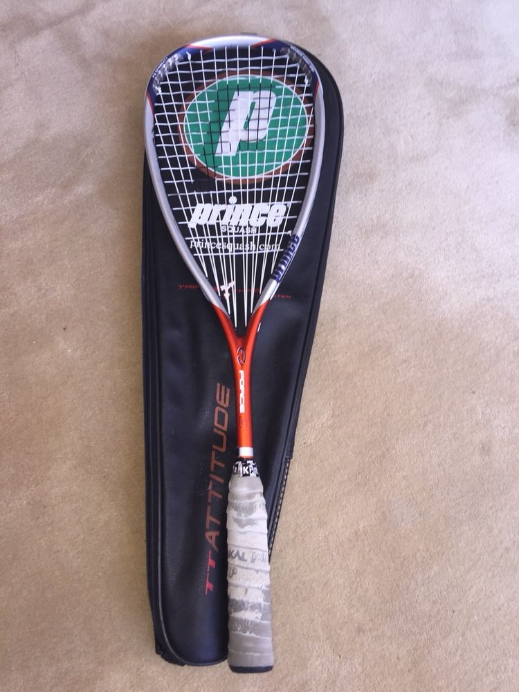Prince Force 3 Squash Racket