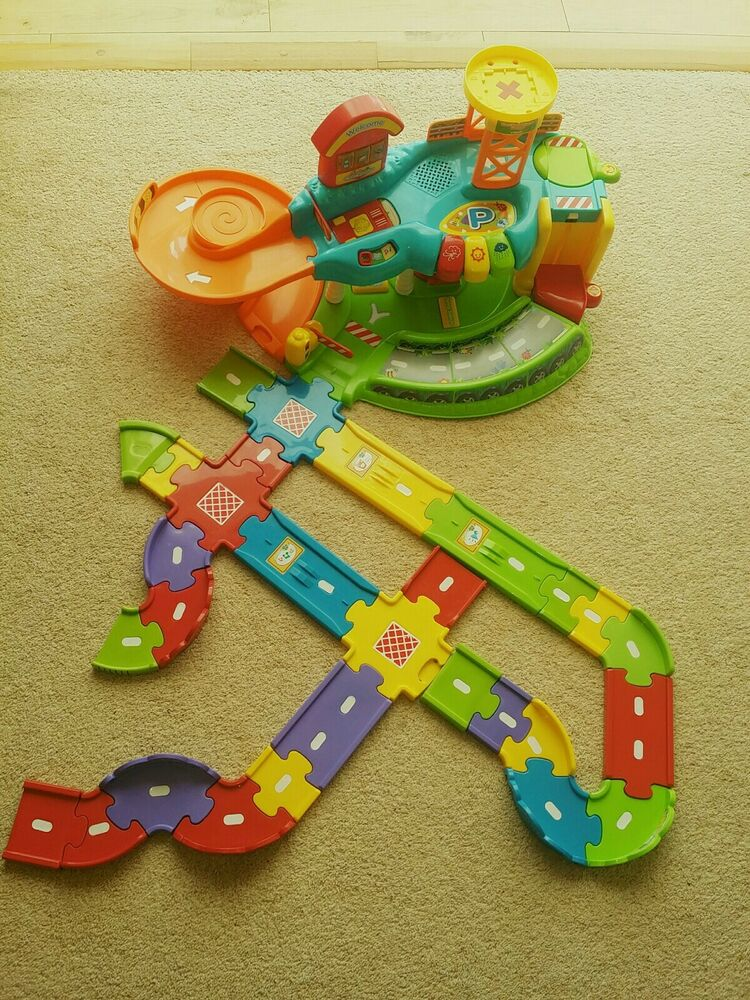 VTech Baby Toot-toot Drivers Garage and tracks 1 - 5 Years