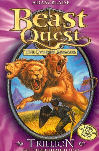 Beast Quest: Trillion the Three-headed Lion: Series 2 Book