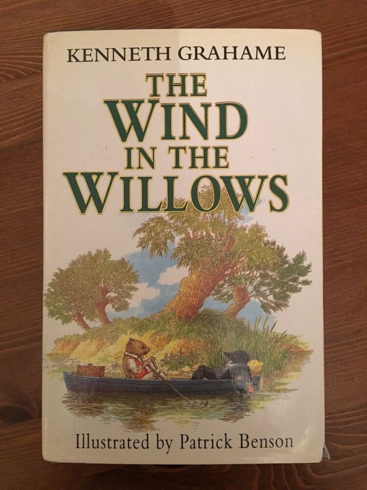 The Wind In The Willows Hardback Book By Kenneth Grahame