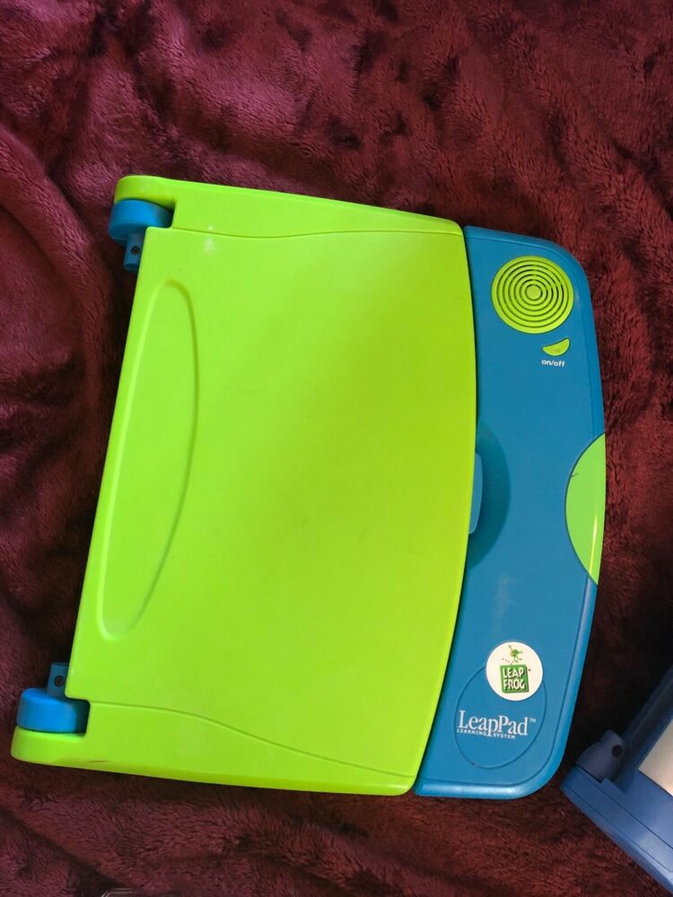 LeapFrog LeapReader Reading System nearly new perfect for
