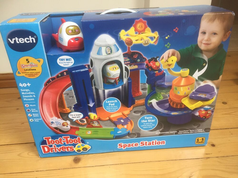 Vtech Toot Toot Drivers Space Station