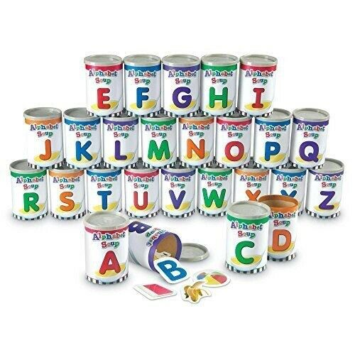 Learning Resources Phonic Alphabet Soup Sorters