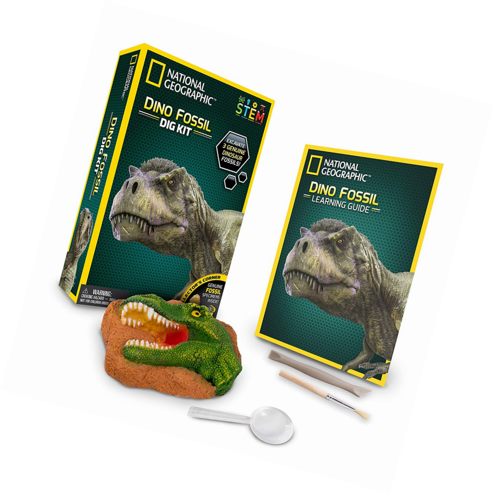 National Geographic  Dinosaur Dig Kit