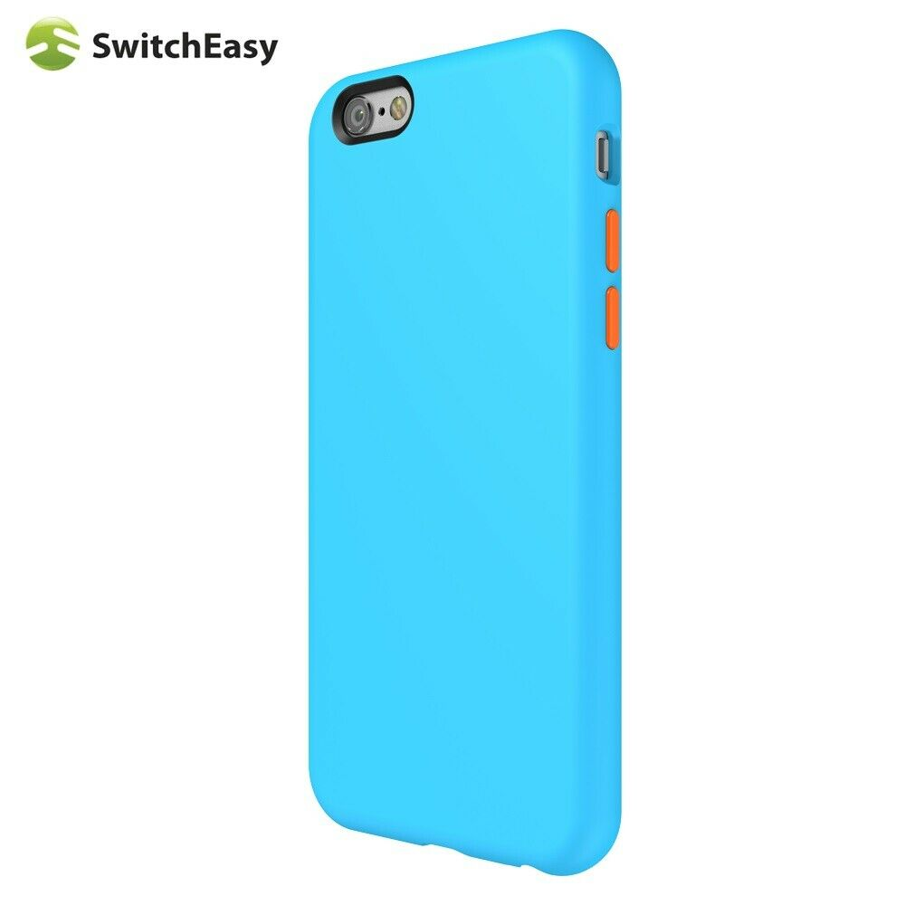 SwitchEasy Numbers Native Touch TPU Case iPhone 6 Plus 6S
