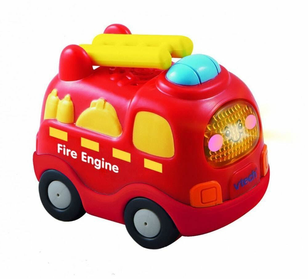 Vtech BABY TOOT-TOOT DRIVERS FIRE ENGINE Interactive Light &