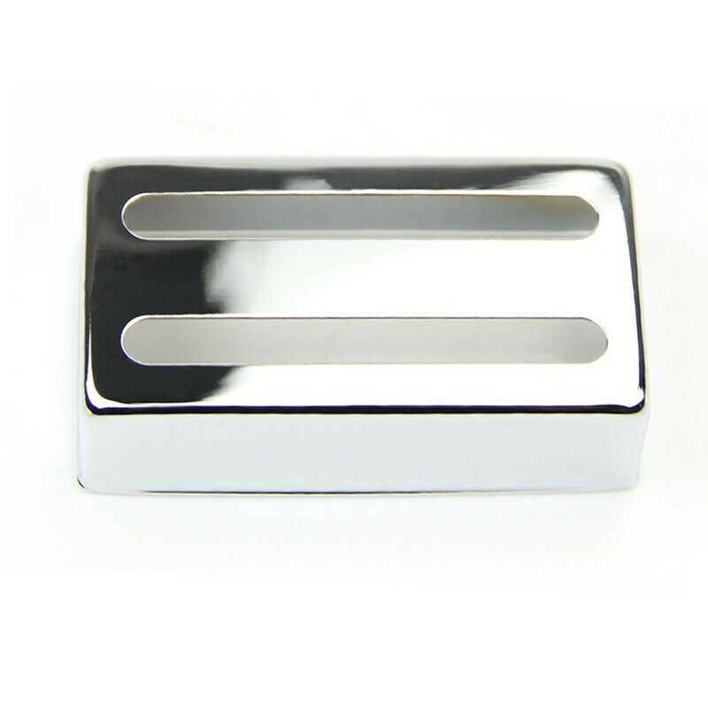 2X(Humbucker Pickup Cover Two-line For Electric Guitar