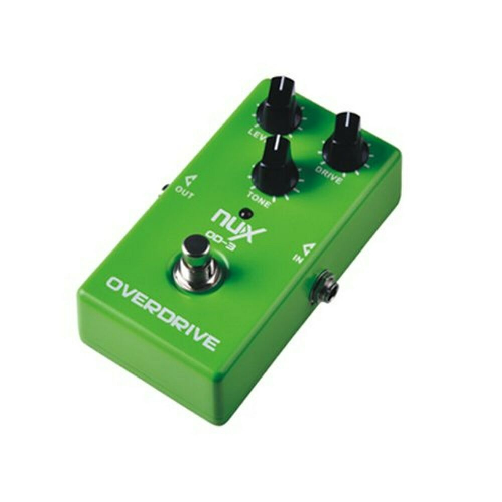 Nux Vintage Overdrive Effects Pedal
