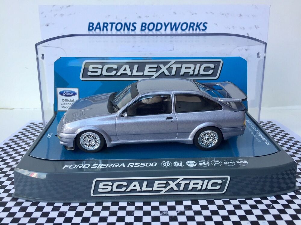 SCALEXTRIC FORD SIERRA RS COSWORTH Rs500 One Off Moonstone!!