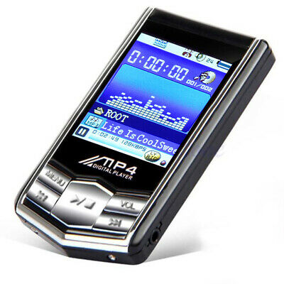 1.8inch 32GB MP4 MP3 Generation Music Media Player With