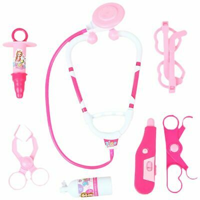 2X(Kids Educational Pretend Doctor Nurse Role Play Medical