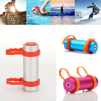 4GB/8GB New MP3 Player Waterproof Swimming Diving Water FM