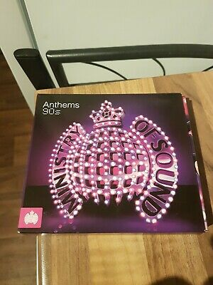 Ministry of sound: Anthems 90s CD ()