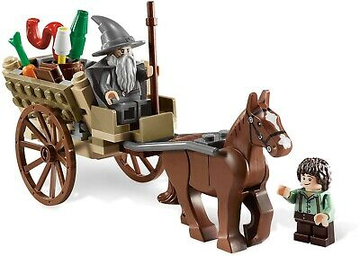 LEGO Lord of the Rings Gandalf Arrives (% Complete