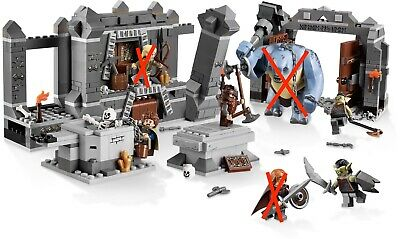LEGO Lord of the Rings Mines of Moria () No Goblin